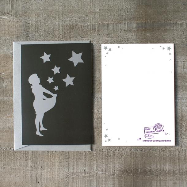 """Printcard """"Starchild"""" Set"""