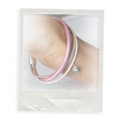 "Bracelet ""pearlrose"""