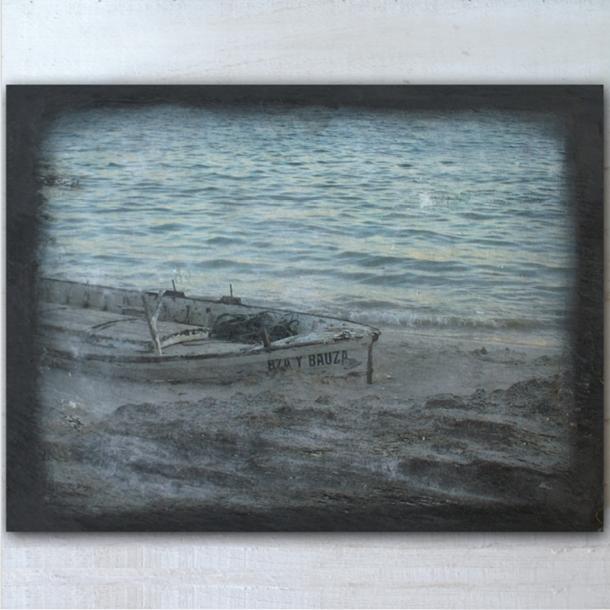 barco del mar