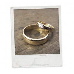 "Ringe "" golden moments"""