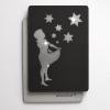 Taschenspiegel Starchild
