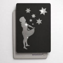 "Art Card ""Starchild"""