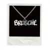 """Brosche"" - Anhänger Edelstahl"