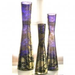 """Vasen """"Blütenstaub"""" gold edition"""