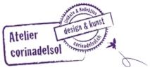 Atelier corinadelsol | Swiss Design & Kunst Onlineshop